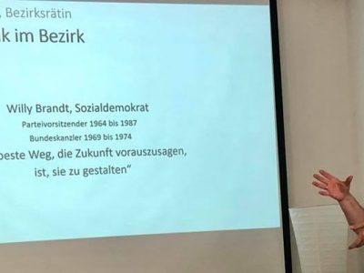 Soziales, Gesundheit, Kultur – SPD-Politik im Bezirk