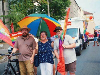 """""""Community Leben – Sei dabei"""" – Christopher-Street-Day in Nürnberg"""
